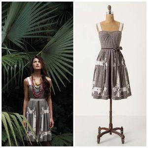Anthropologie Edme & Esyllte Annona Dress